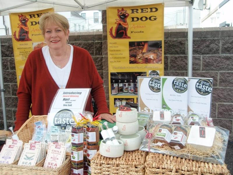 Barbara Ann Red Dog Sauces Sept 2014
