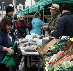 Market Scene March 2015