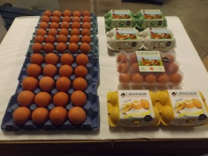 Award winning Cavanagh Eggs from the lakelands of County Fermanagh